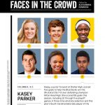 Girls Soccer Star Kasey Parker appears in Sports Illustrated!