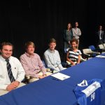 Dreher athletes ink to play at the next level!