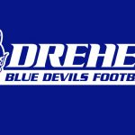 Dreher football logo