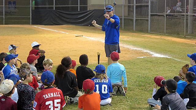 2019 Summer Baseball Camp