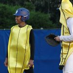 Halloween Game 17: Bananas on Base