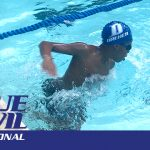 blue devil invitational swimmer