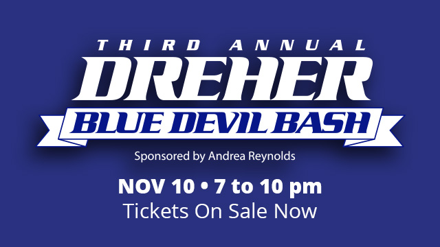 Blue Devil Bash Tickets on Sale Now