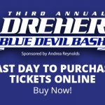 Last day to buy bash tickets online