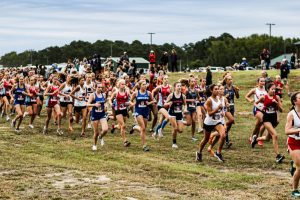 JV/Varsity Girls XC- Darlington Carnival
