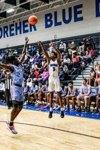 Boys Varsity Basketball v. AC Flora