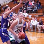 Girls Basketball Team Beats Normandy in GLC Opener