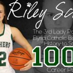 Schill Reaches 1,000-Point Milestone as EC Avenges Loss to Normandy