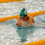 Swimming and Diving Falls to Bay Village