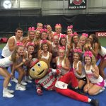 EC Cheerleaders Place Fifth at UCA Camp at The Ohio State University