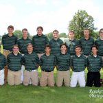Boys Golf Team Places 12th at District Tournament