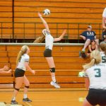 Volleyball Team Knocks Off Valley Forge in Four Sets