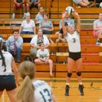 Volleyball Team Sweeps Valley Forge