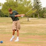 Boys Golf Team Knocks Off GLC Foe Parma By 25 Strokes