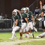 Varsity Football Team Gets to 2-0 with 30-20 Win Over VASJ