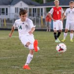 Boys Soccer Team Beats Open Door in Sectional Semifinal Match