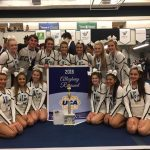 EC's Competitive Cheerleading Team Qualifies for Nationals