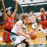 Girls Hoops Team Earns Non-Conference Win Over Columbia