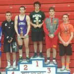 Bleich Takes Title at West Holmes Invitational, Woodyard Earns First Win