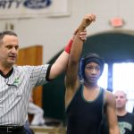 Three EC Grapplers Advance to District Tournament
