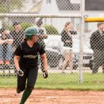 Softball Team Clobbers Valley Forge, 17-4