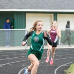 Track and Field Program Splits GLC Dual Meet at Bay