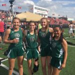 Boys and Girls Both Score 26 Points at Orrville District Meet
