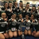 Panther Cheerleaders Take Home Conference Crown