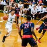 Crutcher Reaches 1,000 Career Points in Panther Victory
