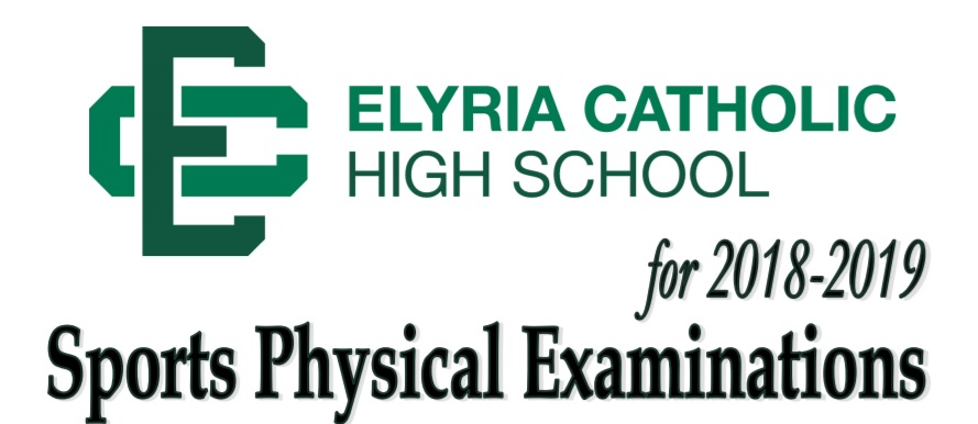 Sports Physicals Will Be Held July 24th
