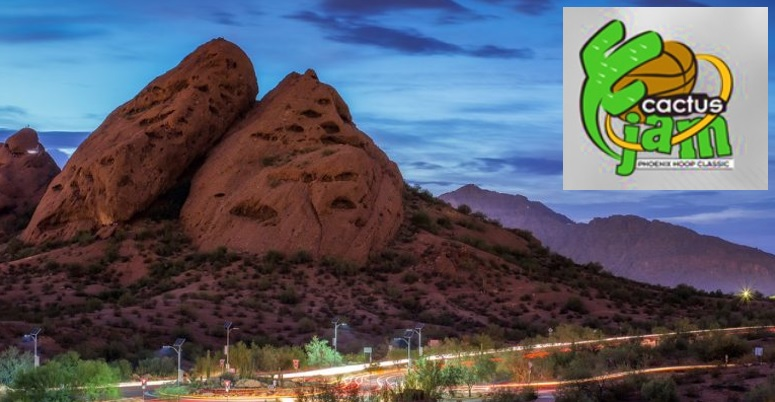 Panthers Girls Basketball to Compete in Cactus Jam in Tempe, Arizona