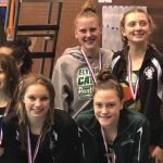 Panther Swimmers Qualify for State Championship in Canton