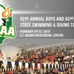 Panther Swimming Results for State Meet