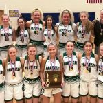 Girls Basketball Claims District Championship, Advances to Regional Semifinal Wednesday