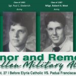 Elyria Catholic to Honor And Remember Fallen Military Alumni on Sept. 27