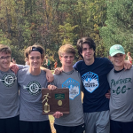 Boys Cross Country Captures District Championship