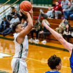 Edward Wright Surpasses 1,000 Career Points