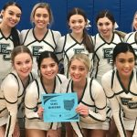 Competitive Cheer Qualifies for State Competition