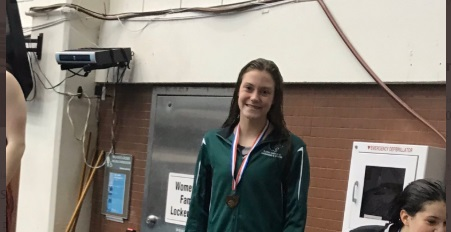 Katie Susi Advances to State Championship + Other District Swim Results