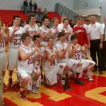 Boys Basketball Wins 11th District in a row