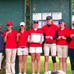 Girls Golf Repeats As Conference Champions