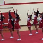 Middle School Cheer Hosts Jamboree