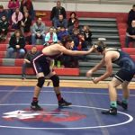 Wrestling Comes Close In Two League Matches