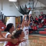 Cardinals Hold Back Lady Comets