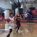 Lady Comets Go Cold at Wrong Time