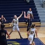 Lady Comets Shut Down the Jayhawks