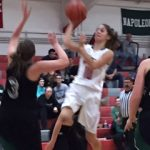 Cold Shooting Dooms Lady Comets
