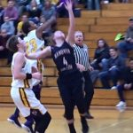 Eleven 3's are Not Enough as Lady Comets Fall in Districts