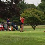 Golf Team At Western Invite