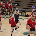 Lady Comets Take Down the Pirates